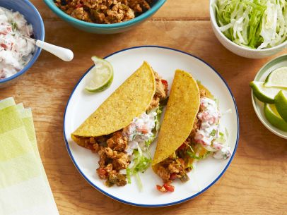 Throwback Thursday In A Rush Make These Chicken Tacos With Creamy
