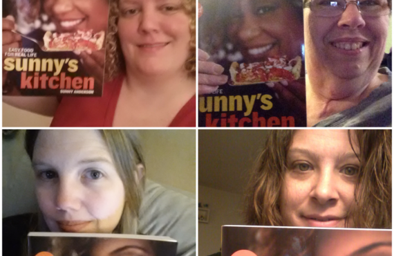 Here are the Selfie With Sunny Swag Bag Giveaway Winners