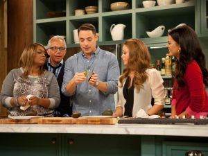 The Kitchen Hosts food network archives - sunnyanderson