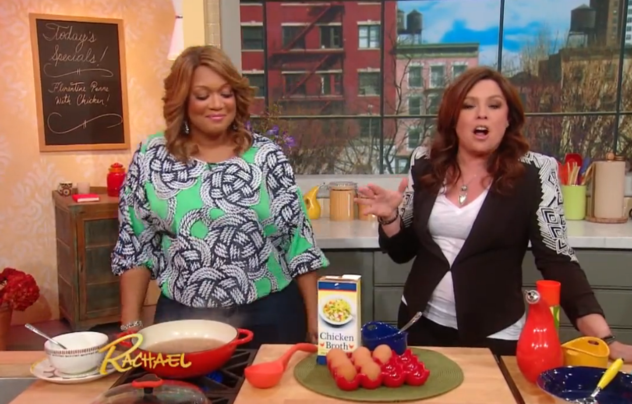 Sunny Anderson Shares 10 More 2 Ingredient Recipes On