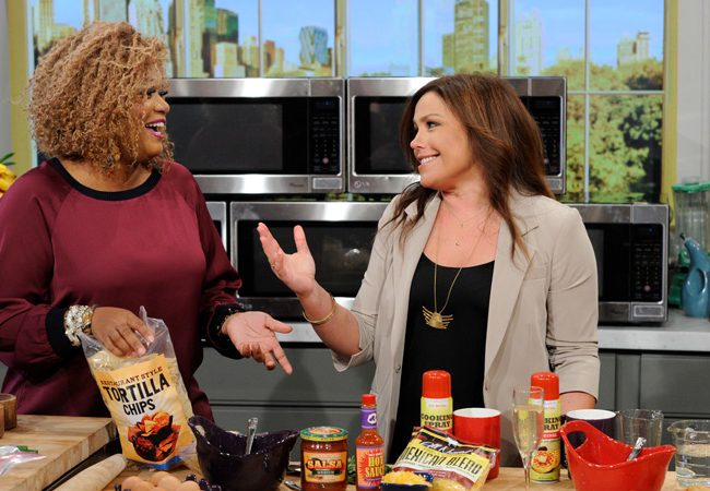 The Kitchen Saturday February   Recipes From Sunny Anderson