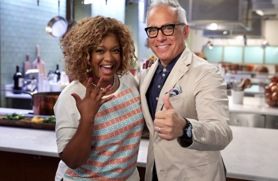 Top Five Restaurants Premieres June 15th on Food Network!
